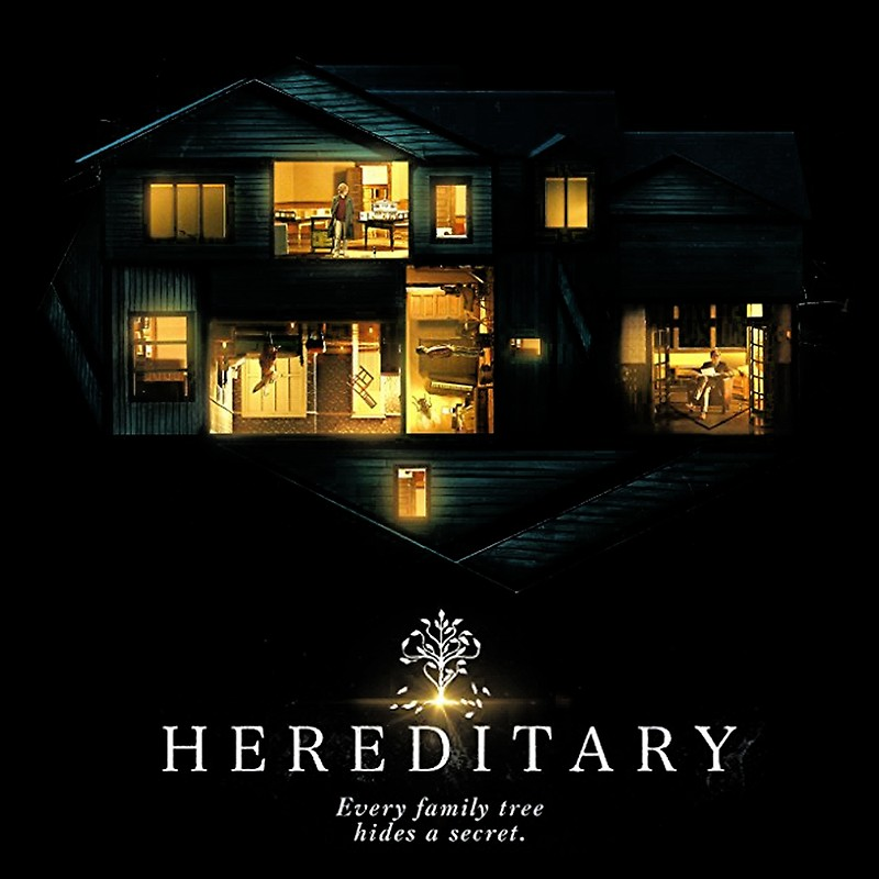 Hereditary poster